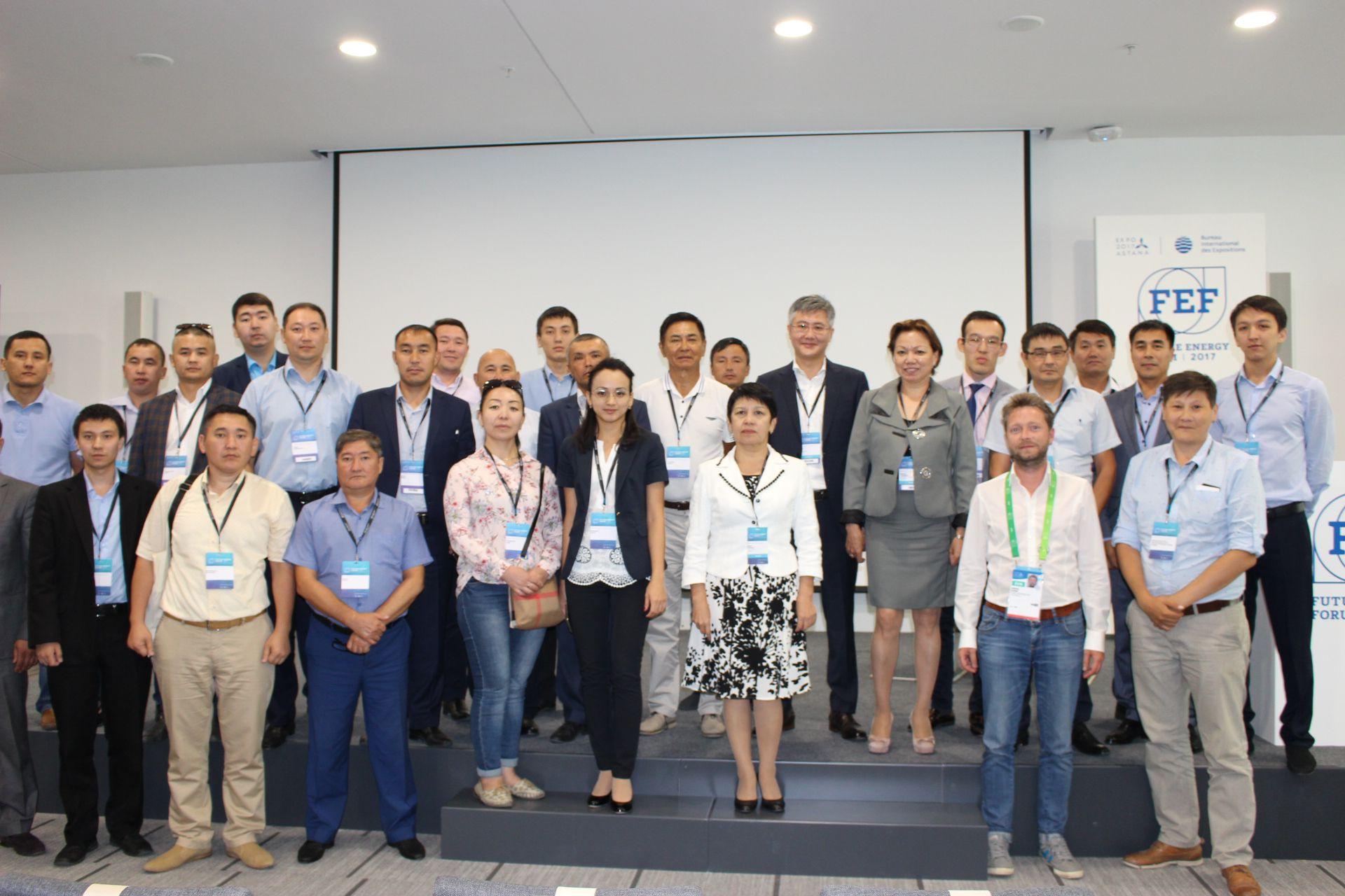 МАНИФЕСТ ЭКСПО-2017  принят на заключительной конференции Форума «Энергия Будущего»